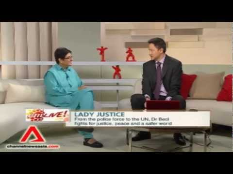 Interview- Kiran Bedi