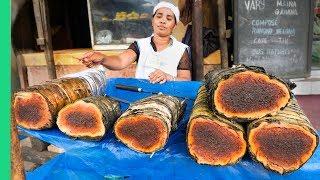 Madagascar Street Food!!! Super RARE Malagasy Village Food!