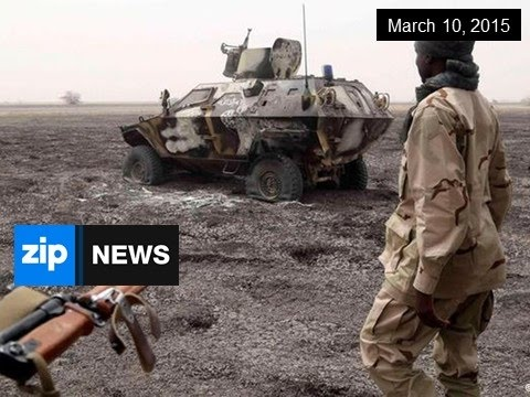 Chad, Niger Launch Joint Offensive Against Boko Haram - Mar 10, 2015