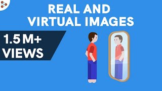What are Real and Virtual Images? - CBSE 10