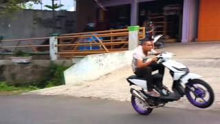 Honda Beat 130cc open