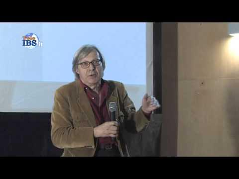 2014-04-19 Vittorio Sgarbi si ricandida alla poltrona di sindaco a Salemi – video integrale