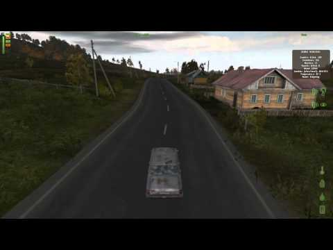 Playing some DayZ Highlights
