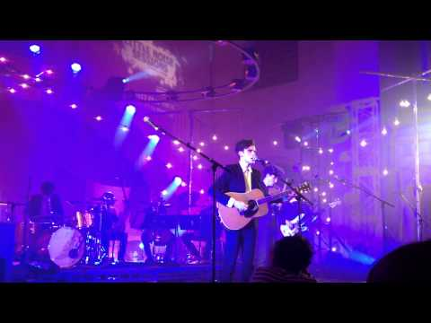 First Day of Spring- Noah and the Whale- Live at St. John Church at Hackney in London (Nov 24, 2102)
