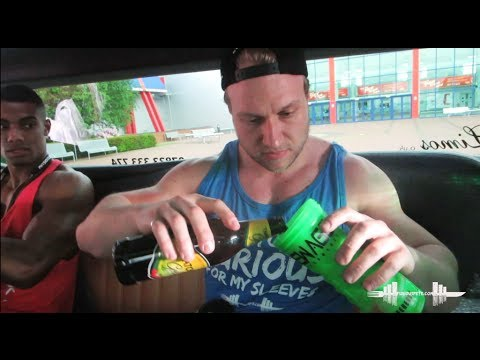 BEER + PRE-WORKOUT = MAGIC? (FT. MARC FITT, POG, GUZMAN, LOA AND MORE)