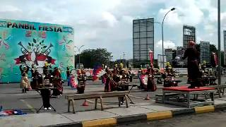 "Marching Band MAN BATAM ""Jamrud - Ulang Tahun"""
