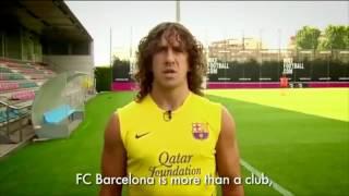 Carles Puyol, el mejor ejemplo como persona y jugador