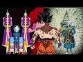 Reptilianos en Dragon Ball Super ● Zenosama y Los Iluminatis  Mundo Dragon Ball -