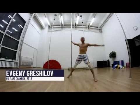 Copa SudAmericana de Pole - Evgeny Greshilov (Rusia)