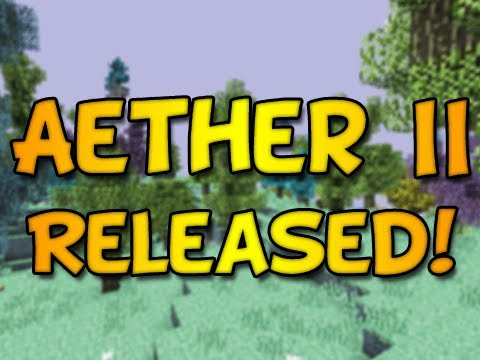 Aether II Mod Released - Download in the Description! (HD)