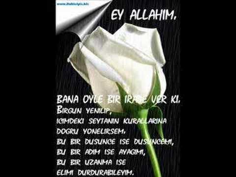 ilahiler -00 'Allah yolu yektir yek Mehmet Emin GÜVEN