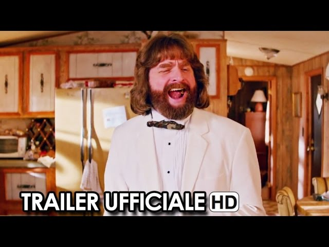 Birdman (2014) Zach Galifianakis (Jake) Interview