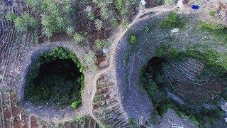 Misteri Alam Geopark Ngingrong, Wonosari, Gunungkidul