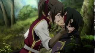 Hakuouki AMV: Hijikata & Chizuru's Memories (1080p HD)