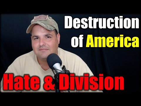 Hate & Division will End America #AskJH6