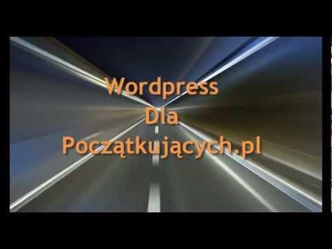 Jak Zrobić Stronę Internetową WordPress