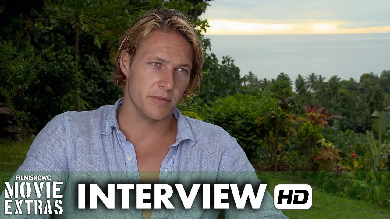 Point Break (2015) Behind the Scenes Movie Interview - Luke Bracey is 'Utah'