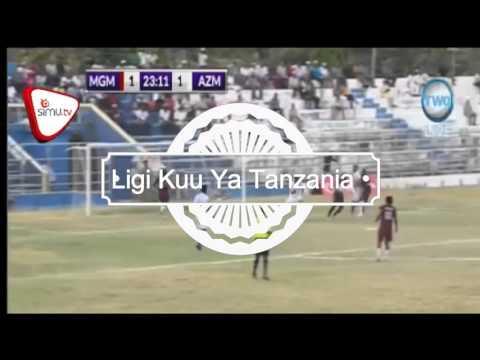 Ligi Kuu Ya Tanzania/Mgambo Footbal Club Vs Azam Football Club