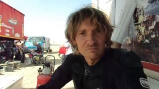 Transanatolia 2014: Francesco Catanese rompe nuovamente la leva del cambio, ma...