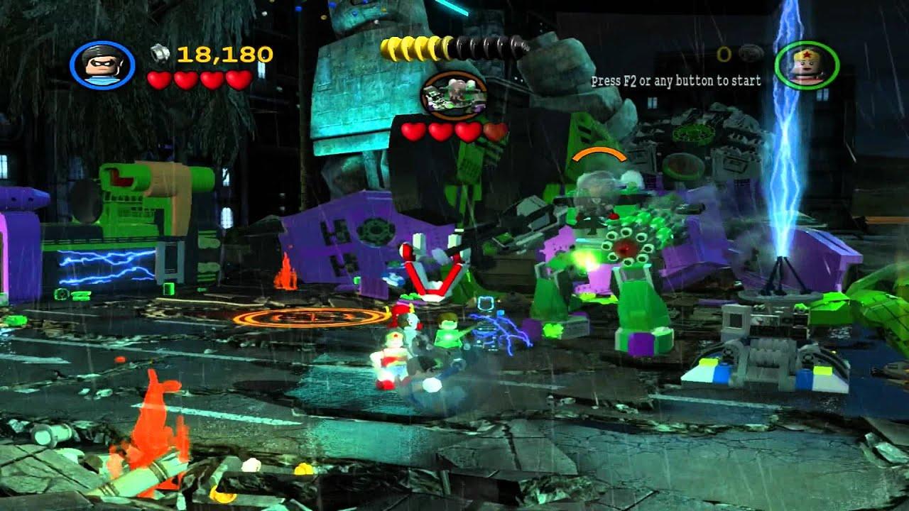 LEGO® BATMAN 2: DC Super Heroes | Wii U | Jeux | Nintendo