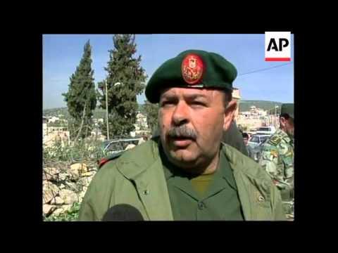 A'math Israel shelling, Fatah/Israel reax, bomber video