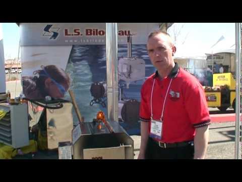 Bilovax videolike for Chauffe eau piscine au bois