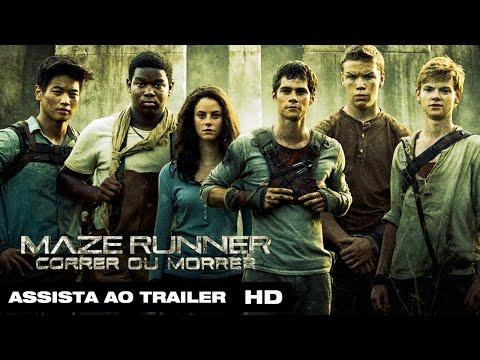 Maze Runner: Correr ou Morrer | Segundo Trailer Legendado HD | 2014