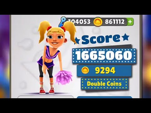Subway Surfers ARABIA iPad Gameplay HD #9
