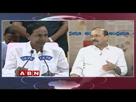 Discussion on CM KCR Comments Against CM Chandrababu Naidu | Part 2 | ABN Telugu