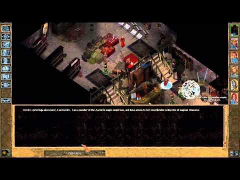Misc Computer Games - Baldurs Gate - Waukeens Promenade