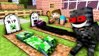 Monster School : VILLAIN WITHER SKELETON RIP MOBS | Monster School - Minecraft Animation