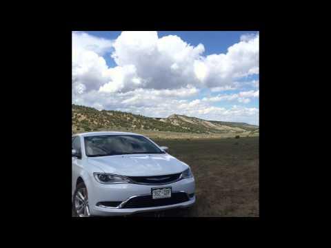 2015 Chrysler 200 drift test