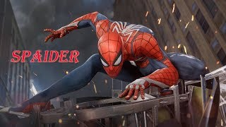 """SPIDER-MAN """"Full Movie' 2018 All Cinematics Cutscenes Combined 