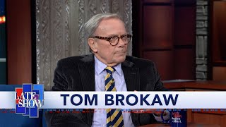 Tom Brokaw Watched As Richard Nixon's Cronies Went To Prison