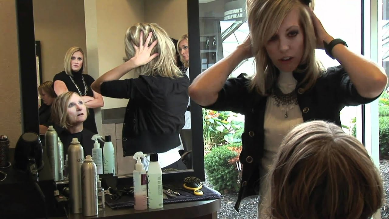 Hair Consultations At Kenneths Salons YouTube