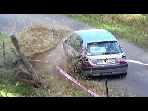 Rallye d'Envermeu 2016 #Crash and Action HD
