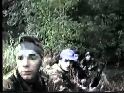fierce fighting between the Army of Bosnia and the Serbian Army Part 1