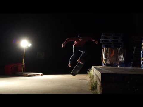 Woody Woelfel backside tailslide kickflip