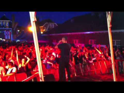Stereo Sunday Festival 2011 - Venlo, The NetherlandsVideo - Sneak preview Yellow Claw show // 03.07.