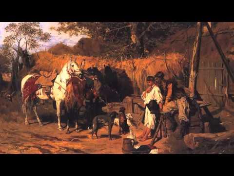 Народные и застольные песни - Їхав, їхав козак містом