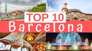 Best Things to Do in Barcelona | Top 10 List (2019)