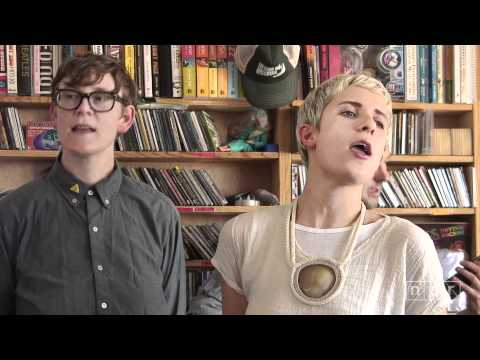 YACHT: NPR Music Tiny Desk Concert