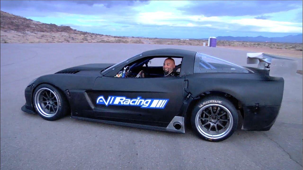 The Ultra Light 505 Whp Avi Racing Corvette Gt1 Tuned