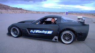 The UltraLight 505 WHP AVI Racing Corvette GT1  TUNED