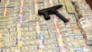 Brother and Sister Arrested After Police Seize $24 Million During Drug Bust