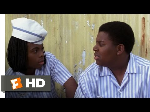 Good Burger (7/9) Movie CLIP - Ed Talks To Dogs (1997) HD