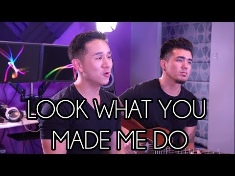 Taylor Swift - Look What You Made Me Do | Jason Chen x Joseph Vincent MP3