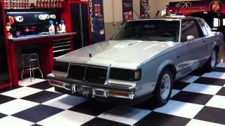 Autogeek's Car of the Week - 1986 Buick Regal T-Type