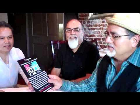 Pasadena Jazz Fest Delgado Brothers Interview