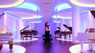 Inside Steinway's Vault: Most Exclusive (& Expensive) Piano Showroom 😃 | Tiffany Vlogs #90